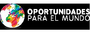 Oportunidades para el mundo logo